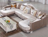 European Style Of Fabric Sofa Modern Sofa