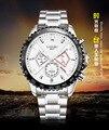LONGBO Men Watch Top Brand Men Full Steel Watches Fashion Men's Quartz Analog Watch Casual Sports Military Watches 8837