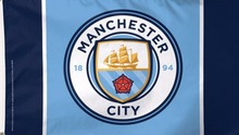 Manchester City FC Grommet Banner Large Outdoor Flag