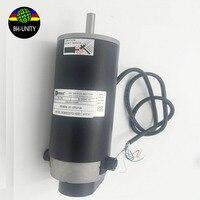 New Leadshine DC servo motors DCM50207D 1000 work 24 48VDC output 3.9A to 20A work with Servo drive DCS810 Brush DC Servo motor