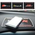 Автомобиль stying Отличный Новый стиль Коврик для Мобильного Телефона mp3 mp4 Pad GPS для audi s линии bmw toyota trd монстр дакар hks Автомобиля Липкая