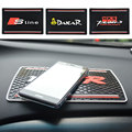 Car-stying Excellent New style Mat for Mobile Phone mp3 mp4 Pad GPS for audi s line bmw toyota trd monster dakar hks Car Sticky