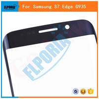 New Front Outer Glass Lens Screen For Samsung Galaxy S7 Edge Touch Screen Replacement For Samsung S7 Edge G935(not for S7)