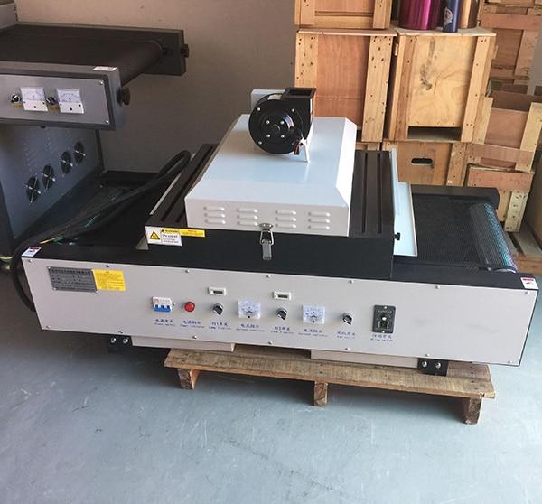 Teflon Belt Width 400mm Tabletop Uv Drying Machine, Uv Light Machine, Uv Tunnel Machine