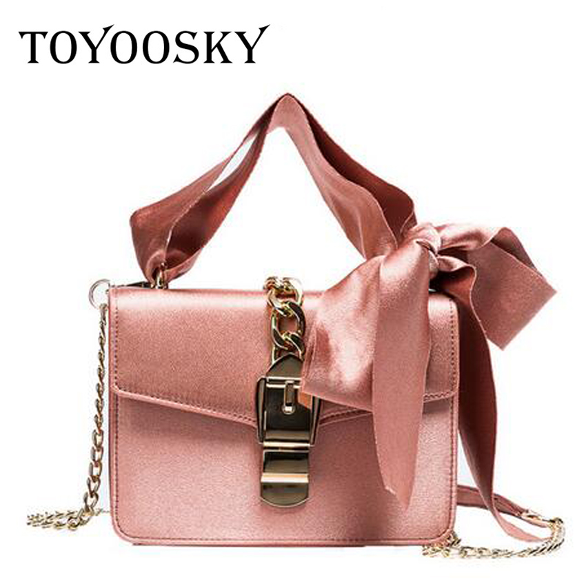 Luxury Messenger Bags Women Bowknot Chains Flap Bag Ladies Fashion Solid Color Hasp Shoulder Bags Female Shopping Phone Bag Girl nucelle women split leather messenger bags ladies fashion chain mini cross body bags female flap shoulder bags for phone nz5902