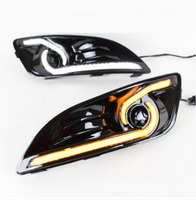 LED 2013 2016 Fiest Day Light Fiest Fog Light Edge Headlight Transit Explorer Topaz Edge Taurus