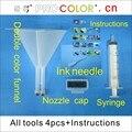 Новейший набор для очистки печатающей головки/Набор для смарт-чистки Заправляемый инструмент для HP 711 789 792 Designjet Z6200 L25500 L26500 L28500 L2550 PRO L7590