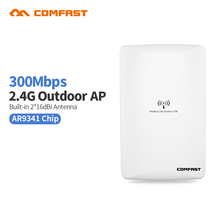¡ Nuevo! wa300 300 mbps comfast 2.4g cubierta poe ap punto de acceso del router repetidor wifi inalámbrico al aire libre puente wifi 802.11b/g/n openwrt