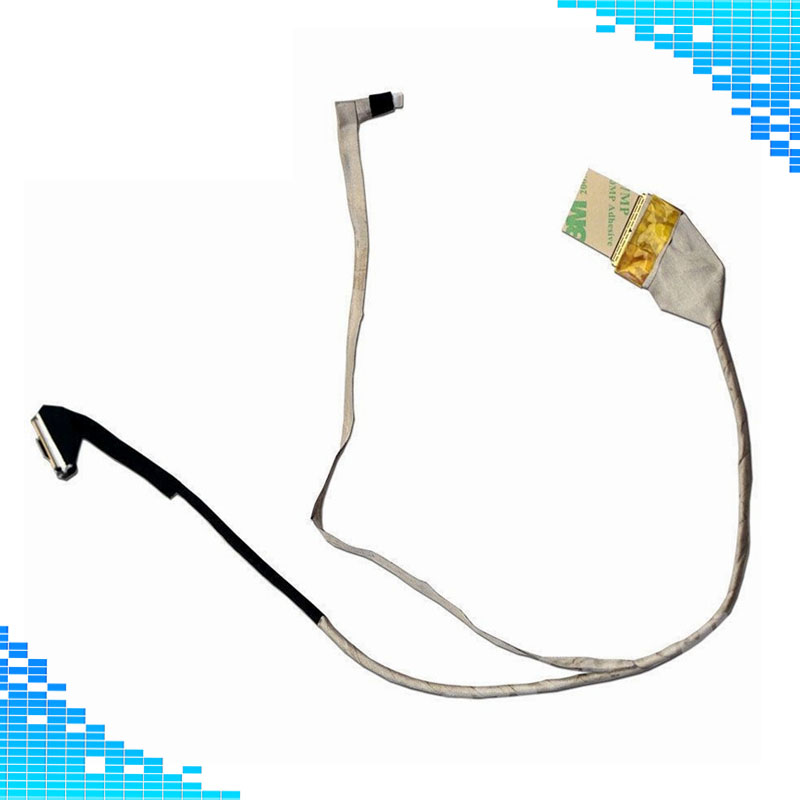 For HP Pavilion G7 G7-1000 17.3 Series Lcd Video Cable Repair parts for HP G7 G7-1000 LCD Display Video Flex Cable valve radiator linkage controller weekly programmable room thermostat wifi app for gas boiler underfloor heating
