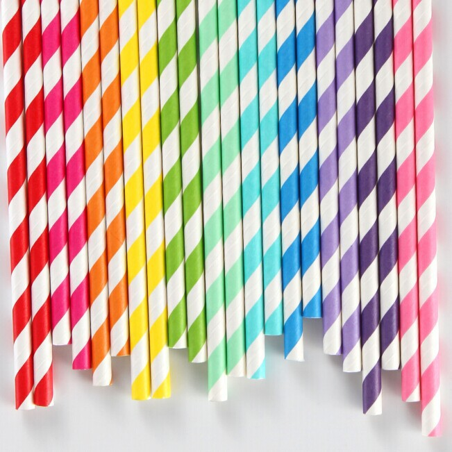 Aliexpress Buy 1000 PAPER STRAWS Pick Your Color Paper Straws 235 Designs For Choosingwith Free Printable DIY Toppers Drinking Straw From