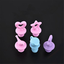 New Silicone Fresh Bottle Cap Stopper