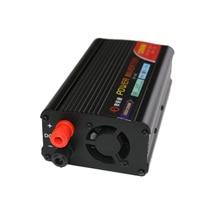 цена на 1200W Car Inverter DC 12V to AC 110V 220V Modified Sine Wave Universal Socket Power Inverter Converter Adapter Car Inverters