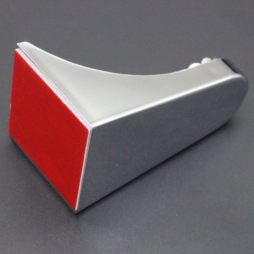 Abs Stainless Steel Magnetically Absorbed Soap Rack Powerful Suction Cup Creative Soap Box For Bathroom And Water Table