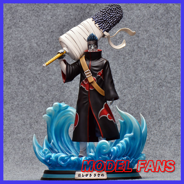 MODEL FANS IN-STOCK Naruto 29cm height Hoshigaki Kisame gk resin statue figure for collection christian cross 3d model relief figure stl format religion 3d model relief for cnc in stl file format