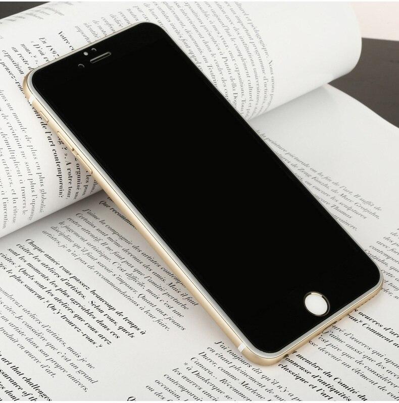 Vidrio templado de protección de pantalla completa para Apple iPhone - Accesorios y repuestos para celulares - foto 4