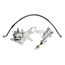 Wholesale prices Rear Brake Caliper Master Cylinder For Honda CR125R 125R CR250R 250R 2002-2007