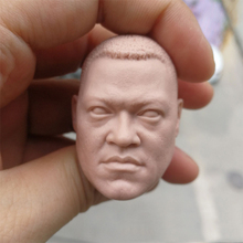 1/6 Scale Predator Norland Unpainted Head for 12Action Figures Bodies Toys Gifts