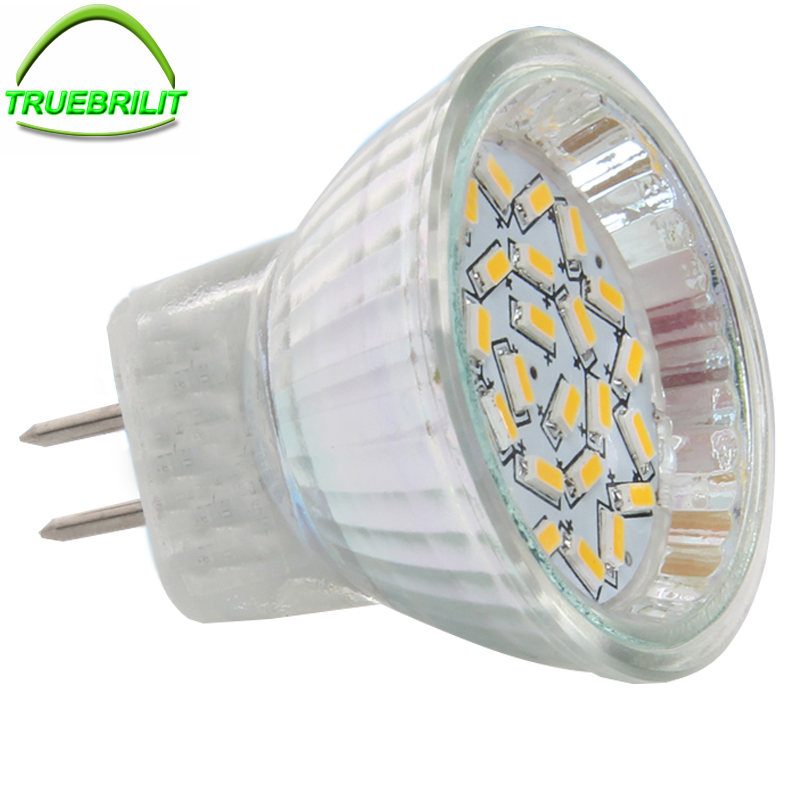 LED BULB SMD 12 VOLT SPOT LIGHT CARAVAN LAMP MR11 REGULATED READ WHY BELOW