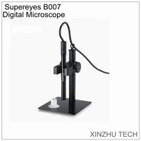 Hight quality handheld USB digital Endoscope B007 portable digital microscope jewelry inspector PCB checker skin hair tester