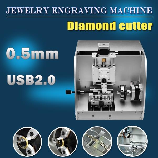 Bracelets Bangle Nameplate Marking Jewelry Engraving And Marking Machine