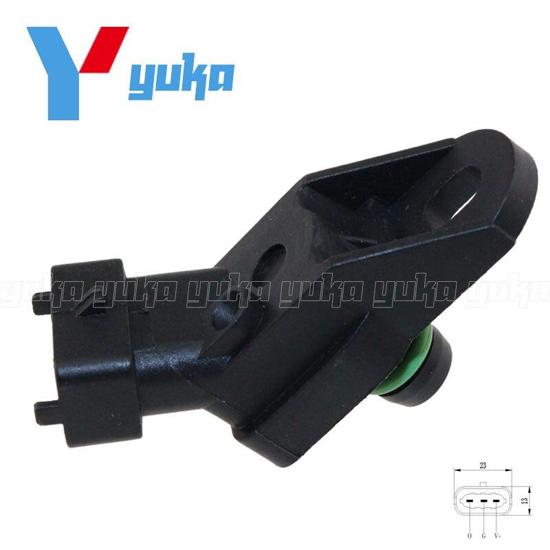 MAP Sensor Intake Air For Vauxhall Vectra Astra Mk II IV 2.0 2.2 DTI Boost Pressure Manifold Absolute Drucksensor Sender