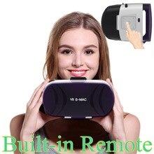 Vr зрелище с Bluetooth контроллер анти BLUELIGHT VR гарнитура случае виртуальной реальности Очки для iphone Sony LG 3D Средства ухода для век просмотра
