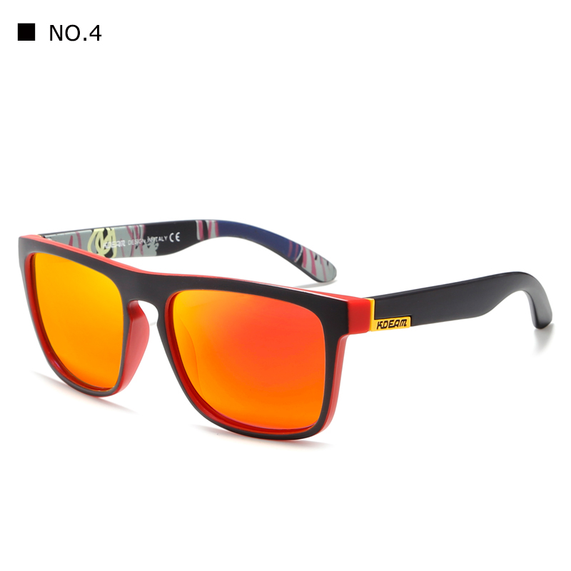 b62f7ce055 Dropwow Highly Recommended KDEAM Mirror Polarized Sunglasses Men ...