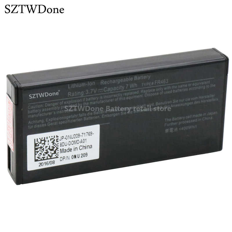 SZTWDone FR463 Batterie Pour DELL Poweredge 1950 2900 2950 6850 6950 5i 6i NU209 P9110 U8735 H700 R910 R900 R710 R610 R510 R410