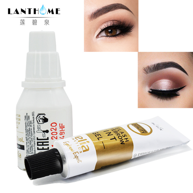Delia Henna Eyebrows Henna Gel For Eyebrows Lashe Cream Makeup 073