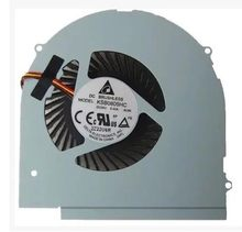 Новый вентилятор для процессора SSEA для LENOVO Y580 Y580A Y580M Y580N, охлаждающий вентилятор для ноутбука P/N KSB0805HC BJ66