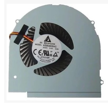 New CPU Fan for LENOVO Y580 Y580A Y580M Y580N laptop cooling fan P/N KSB0805HC BJ66