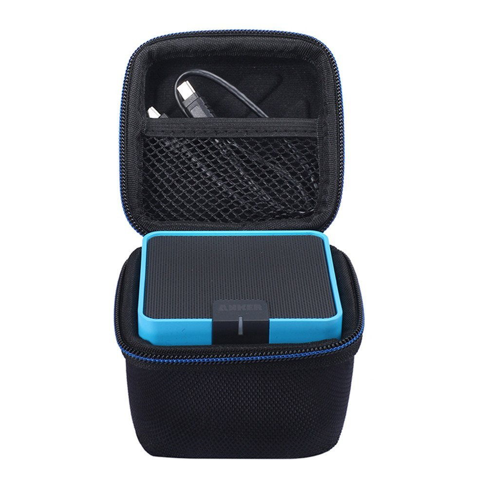 New Travel Carry Pouch Sleeve Portable Protective Box Cover Bag Cover Case For Anker Classic Portable Wireless Bluetooth Speaker