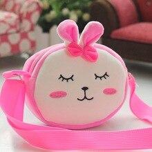 Shoulder-Bag School-Backpack Plush Girls Children Soft for Kids Kindergarten Animal Boys