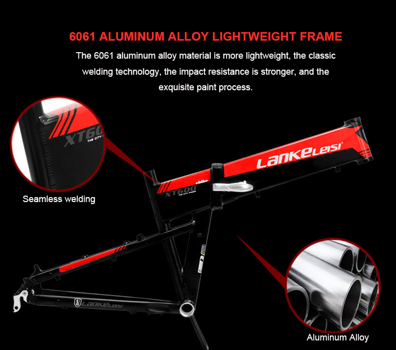 HTB1iQfhXPzuK1RjSspeq6ziHVXaC - 26inch electric mountian bicycle folding  frame 48V  lithium battery hidden frame 400w high speed motor range 60-100km