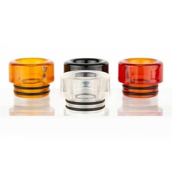 10PCS 810 Resin Drip Tip for e-Cigarette 510 Atomizer Fit Eleaf ELLO POP Atomizer drip tip