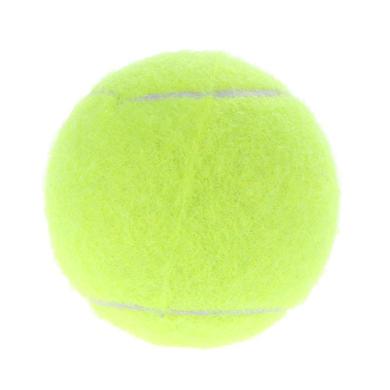 6cm Dog Tennis Ball Giant Pet Toy Tennis Ball Dog Run Fetch Throw Chew Bite Resistant Training Toy Ball For Pet Dogs Supplies