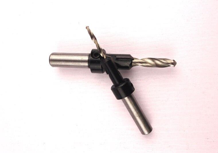 3.2*8 Countersink bit (8mm shank) 8 0