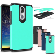 For Coolpad Legacy/Alchemy Dual Layer Hybrid Armor Case Shockproof Anti Scratch Protective Soft TPU & Hard Back Cover