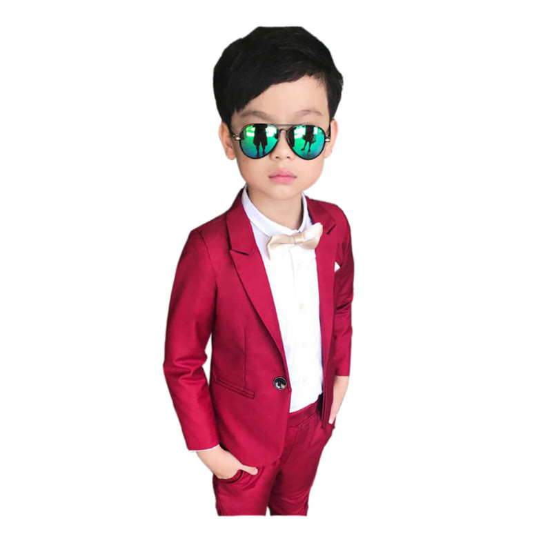boy tops pants suits set gentleman style solid clothes set for 3-10yrs boys children kids party evening formal suit clothes setboy tops pants suits set gentleman style solid clothes set for 3-10yrs boys children kids party evening formal suit clothes set