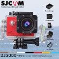 Original SJCAM SJ5000 WIFI Action Camera Esporte câmera Cam À Prova D' Água Novatek 96655 1080 P Full HD sj 5000 Câmera gopro estilo DV