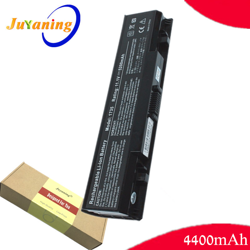 6CELL New Laptop Battery For Dell Studio 1737 1735 RM791 453-10044 MT342 451-10660 312-0711