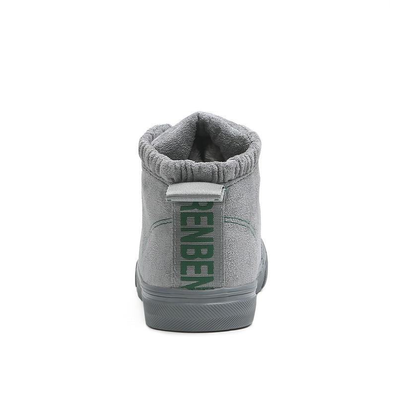 Mujeres Aire Zapatos 2018 35 La 37 Para Moda Nieve Black brown De Trabajo gray Botas Caliente Libre Las Al Invierno q4wAIO