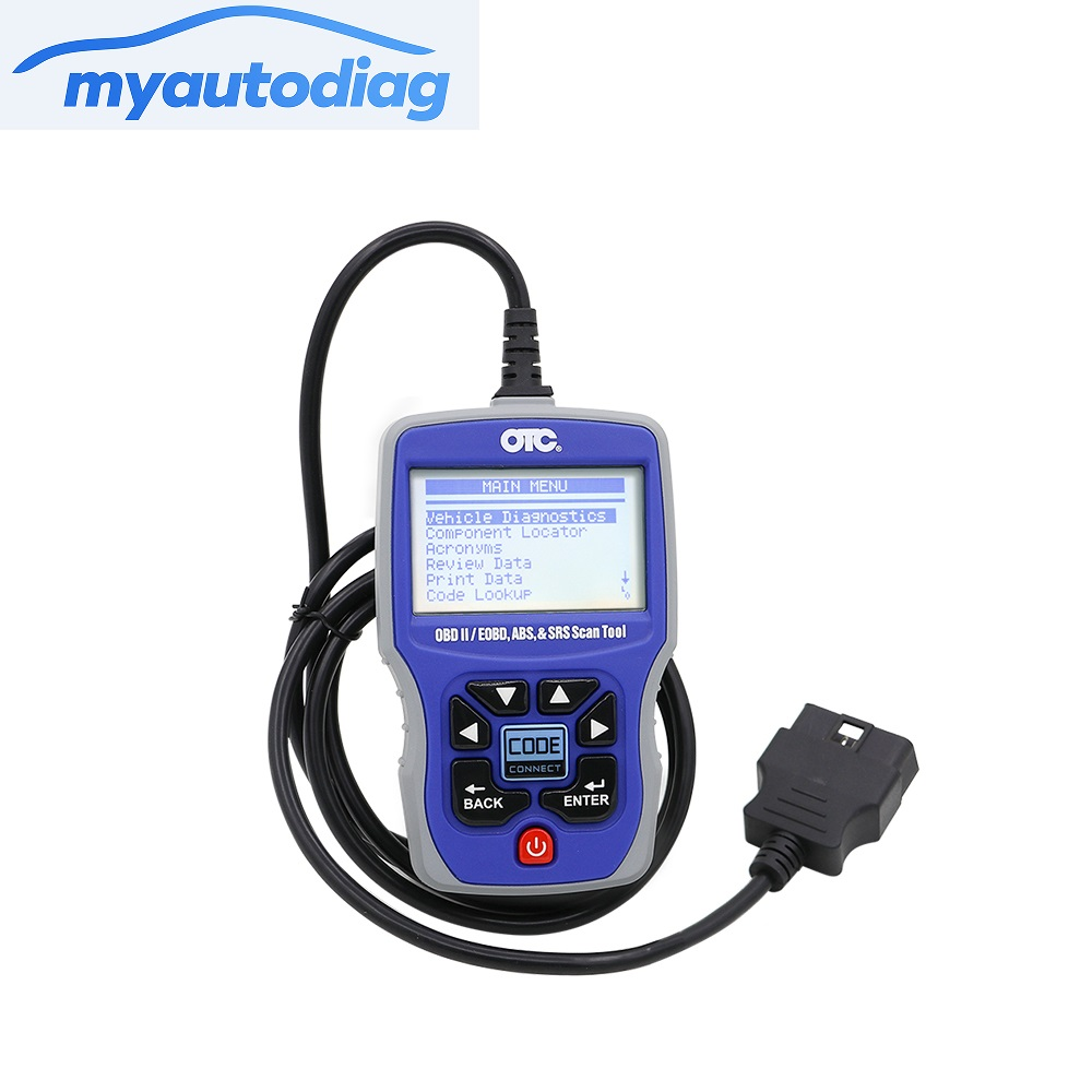 2017 New Arrival OBD2 Code Reader OTC OBDII/CAN/ABS/Airbag (SRS) Scan Tool OBD 2 EOBD Code Reader