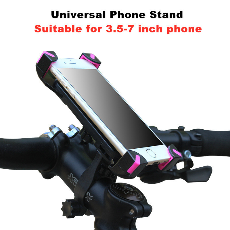Electric Scooter Bike Mobile Phone Stents Bike Phone Support Scooer Bicycle Phone Stents For 3.5-7-inch Universal Phone