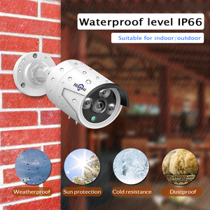 Image 3 - Hiseeu 5MP 4MP POE IP Camera Outdoor Waterproof H.265 CCTV Bullet Camera Night Vision P2P Motion Detection ONVIF For PoE NVR 48V