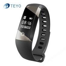 Teyo Новый Смарт-Группы A10 Bluetooth 4.0 OLED С Удаленной Камеры Шагомер Сердечного Ритма Водонепроницаемый Смарт-Браслет для Android IOS