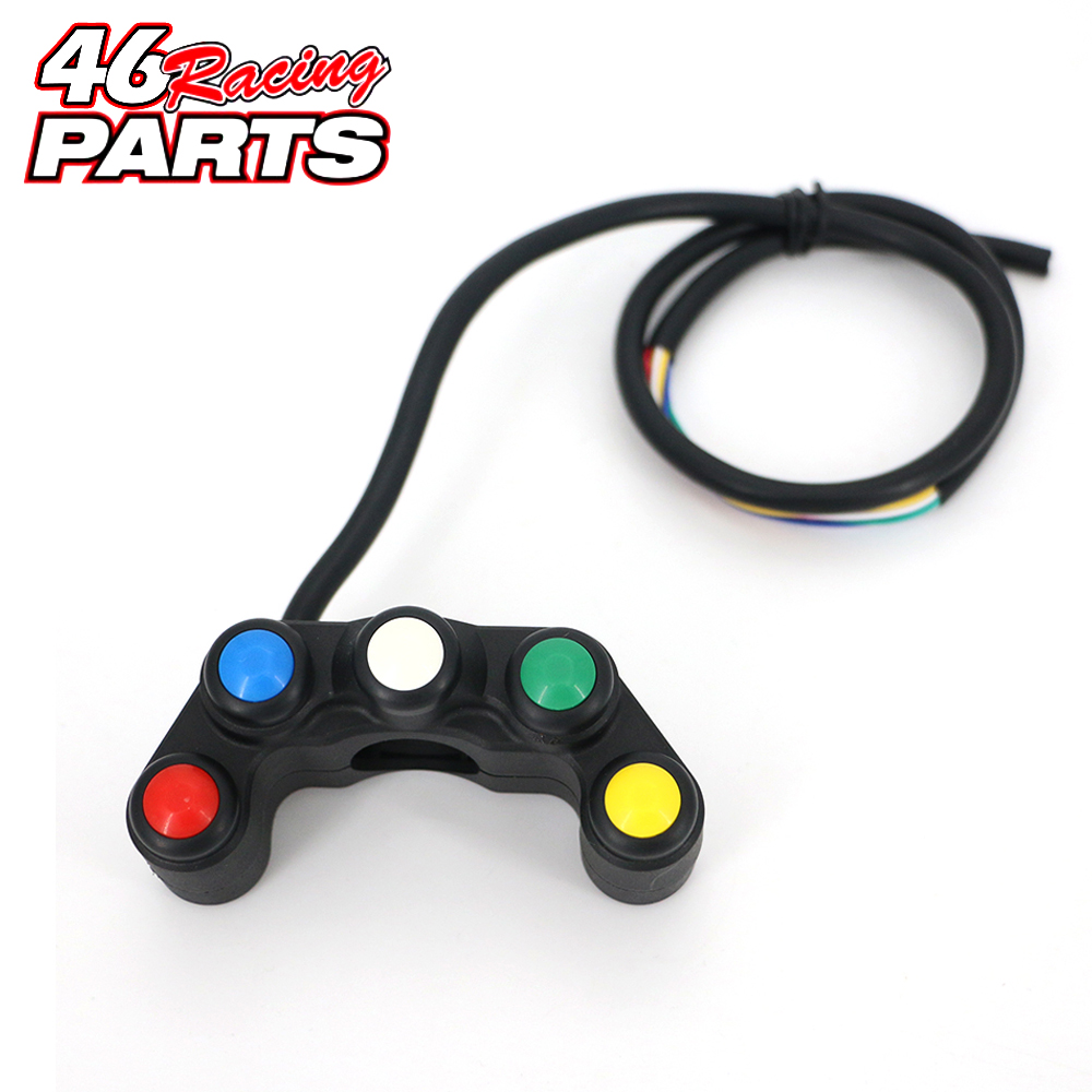 5 button For Motorcycle /Electric motorcycles /Scooter handlebar switch/switches