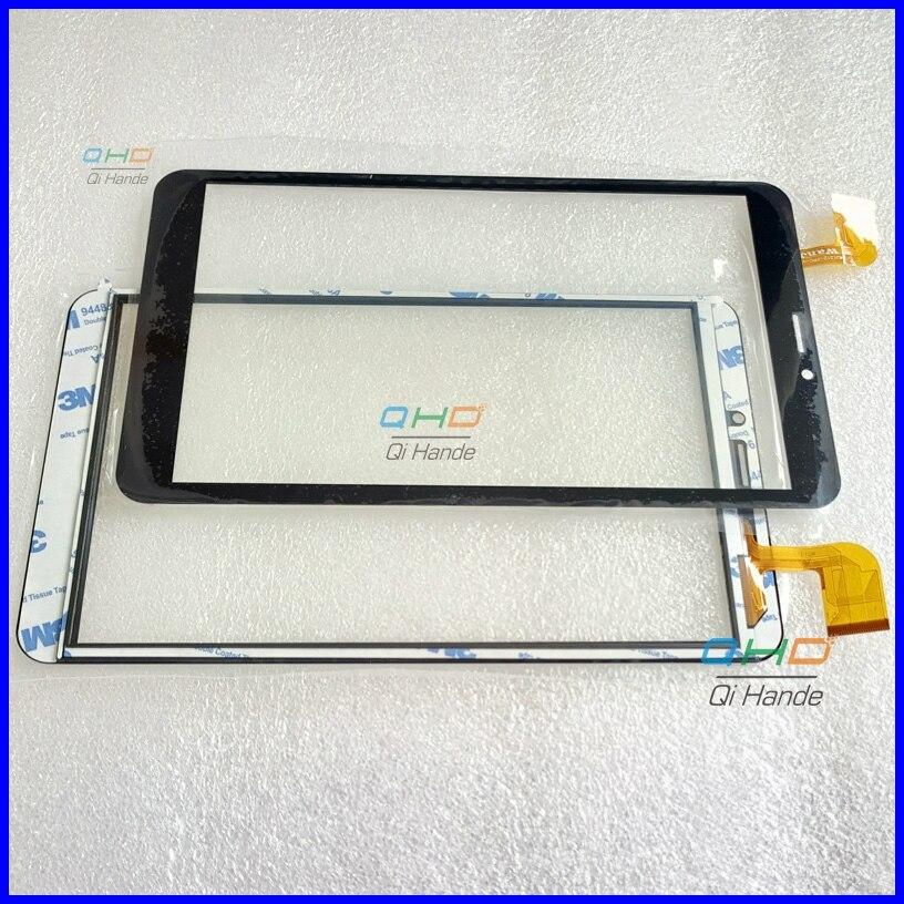 Nuovo touch screen Capacitivo WJ1312-FPC-V1.0 touch panel digitizer sensore Per 8 ''pollici Tablet Prestigio GRAZIA 3118 3G PMT3118
