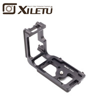 XILETU LB-5D3L L Plate With Adjusting tool Arca Swiss Quick Release Vertical Bracket Hand Grip For Canon 5D3