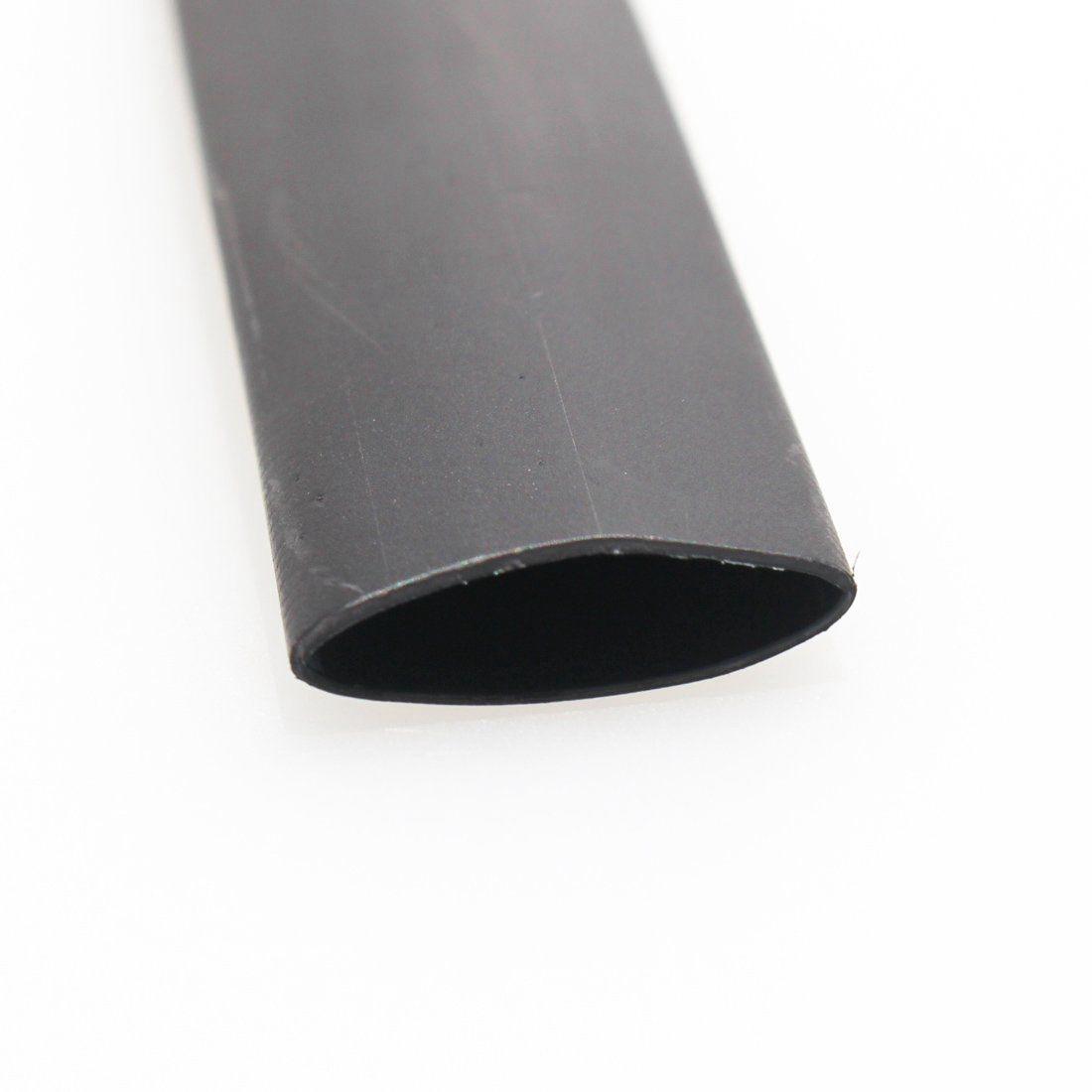 Black Heat Shrink Tube électrique Gaine Câble Voiture//fil Heatshrink tube Wrap